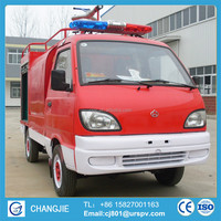 4*2 small mini size of fire truck