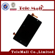 china wholesale price for lumia 820 lcd with digitizer assembly