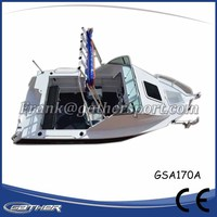 Wholesale Wide Varieties Waterproof Aluminum Barge Boat