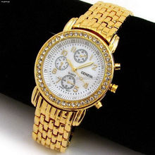 Special new arrival wrist all alloy watches for the men