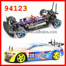 1:10 RC Drift Racing Speed Hobby Car 94123 car PRO 1/10 Brushless Scale Electric Powered Drift Car 4x4wd