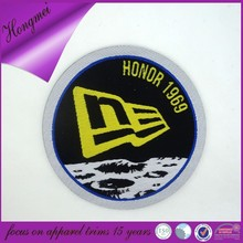 Square badges basketball patches for sports clothing