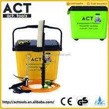 Portable Water Saving Car washer High Pressure Pipe Car Cleaner 32L Car Washing Tool
