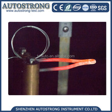 Glow Wire Loop for Flammability tester