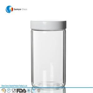 ガラス製品の製造業者samyoikeaストレージのためのガラスの瓶
