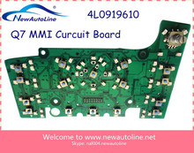 Completely New A6, A6L, Q7 MMI Circuit Boards 4L0919610 with Navigation
