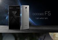 "Original Doogee F5 4G LTE Mobile Phone MTK6753 Octa Core Android 5.1 5.5"" FHD 1920X1080 3GB RAM 16GB ROM 13.0MP Dual Sim"