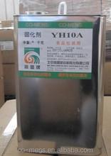 Isocyanate hardener for polyurethane adhesive