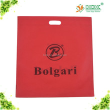 wholesale cheap pp non woven fabric shopping bag
