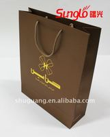 2015 Recycle Shopping Paper Bag