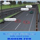 fabricação de veículo sem fio detecção de sensores para sistemas de tráfego Veículo de sensores de detecção