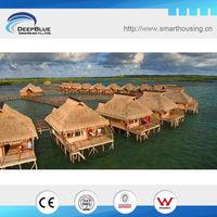 small modular prefabricated hotel