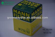 MANN Oil Filter W712/52