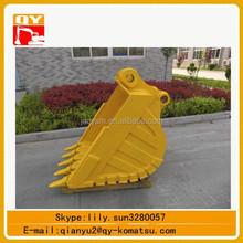 PC200 PC300 PC360 PC400 PC1250 standard & rock excavator bucket