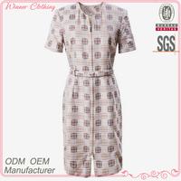 Shenzhen fashion garment factury manufacturing fine chinese clothing