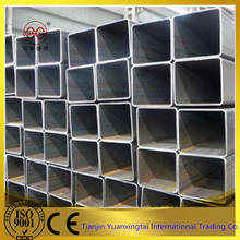 Q235 ERW hollow section carbon square pipe as building material