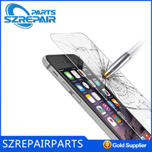 2014 wholesale hot selling mobile phone accessories,for iphone 5 tempered glass screen protector