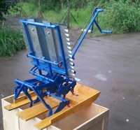 new style good sale rice transplanter