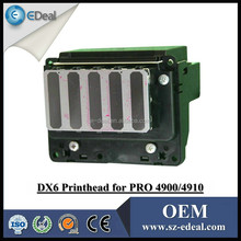 Free shipping ! 10 colors DX6 print head for Epson Pro 4900 4910 printer head