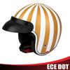 2015 popular half face helmet motocycle helmet