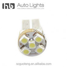 6 SMD LED 12V LED Car light