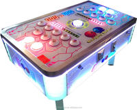 Enjoyable cheap arcade redemption game machine, Naughty Bean hit redemption game machine for kids and family