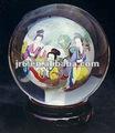 bola de cristal para el regalo promocional