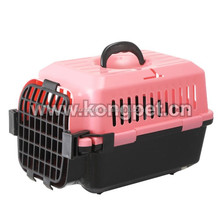 Hot sale big American style plastic flight pet carrier /dog crate CA002