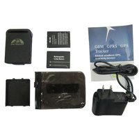 Long life battery gps tracker tk102-2 from okfan good quality for vehicle person use