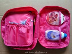 Korean Design Waterproof foldable cheap printed shopping bags