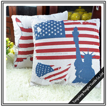 last Stars and Stripes designs decorative sofa cushions for sale
