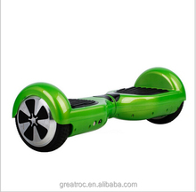 2 wheel electric scooter self balancing fashionable easy-riding wintersweet image 6.5 inch LED 2 wheel balancing scooter