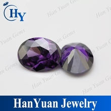 best products for import amethyst brilliant cut oval synthetic diamond