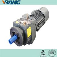 Helical Inline Gearmotor Speed Reducer