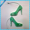 Hanging paper shoe shaped car air freshener wholesale