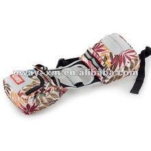 UW-PBP-17 2012 Lastest colorful canvas pet baby schoolbag girl handbag for babies and girls