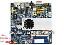 INDUSTRIAL Mainboard--NVIDIA gt218 chipsey mini computer motherboard