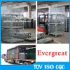 Warehouse galvanized wire mesh containers/Wire mesh cages