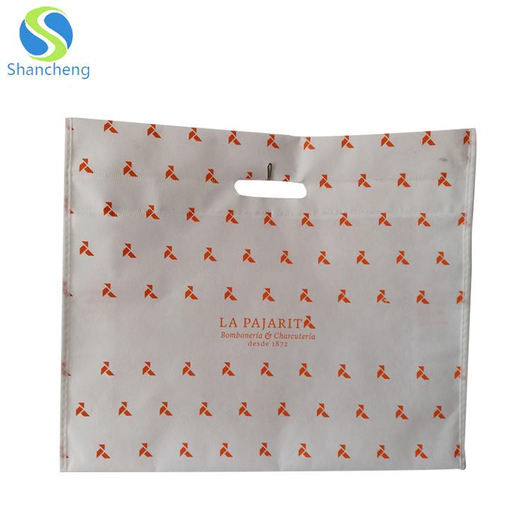 Profissão de fábrica padrão de compras Personalizado sacos não tecidos personalizados