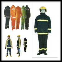 hiqh quality low price nomex fire fighting suit