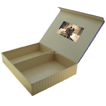 super attractive video jewellery box for sale made in China