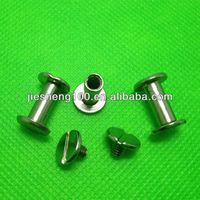 screws chicago with stell nickel