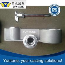 Yontone Professional Tools Supplier AlSi5Cu1Mg ADC12 zl101 aluminum alloy sand casting products from chinese supplier
