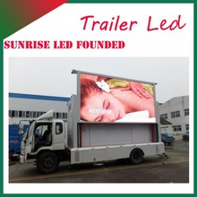 2015 Hot!!! Sunrise New Generation,Mobible LED Container for Outdoor Ad, Road Show, Promotion Activities