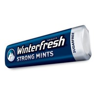 Winter Fresh Strong sugar free Mint,Available in cans,Iron Tin