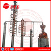 500L all copper vodka whisky rum gin brandy distiller alcohol distilling distillation equipment for sale