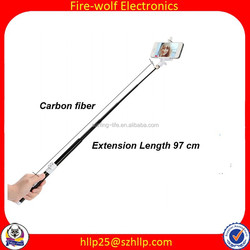High quality cheap price wholesale cell phone accessories wholesale wireless selfie stick in China