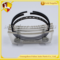 Genuine quality good performance piston rings for honda motorcycle piston ring 80mm