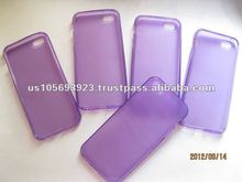 new arrival!! for iphone 5G TPU Jelly case mobile phone case