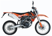 KTM style CE 250cc J1 enduro high quality off road dirt bike with light mirror air cooler